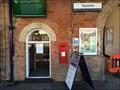 Image for Wall mounted Post Box, Taunton Railway Station, Taunton, UK