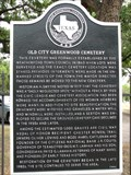 Image for Old City Greenwood Cemetery
