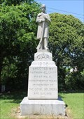 Image for GAR Union Soldier Statue, (sculpture) - Denison, TX