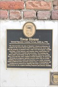 Image for Tovar House-Second Spanish Colonial Period, Built ca. 1791