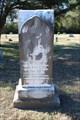 Image for Mrs. L.M. Reynolds - Brashear Cemetery - Brashear, TX