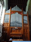 Image for Church Organ - St Remigus - Long Clawson, Leicestershire