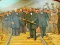 Image for Driving the Golden Spike - Helena, MT