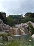 Image for Wilderness Lodge Waterfall - Lake Buena Vista, FL