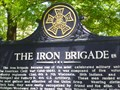 Image for The Iron Brigade - 24th Michigan Volunteer Infantry Regiment  - Detroit, Michigan, USA.