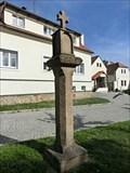 Image for Wayside shrine - Plzen-Bolevec, Czech Republic