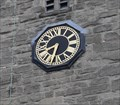Image for St.Andrew's Church Clock, Church Street, Rugby, Warwickshie.