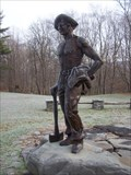 Image for Civilian Conservation Corps (CCC) Monument - Letchworth State Park, NY