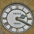 Image for Clock @ Yorkshire Building Society - Barnsley, Yorkshire, UK