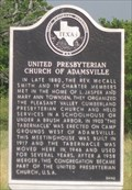 Image for United Presbyterian Church of Adamsville