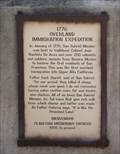 Image for Overland Emigration Expedition -- Mission San Gabriel the Archangel, San Gabriel CA