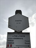 Image for 205 m. Signe d'altitude Fontin - Liège - Belgique