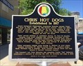 Image for Chris' Hot Dogs,  Established In 1917 - Montgomery, AL