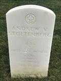 Image for Andrew V. Stoltenberg - San Francisco National Cemetery