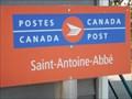 Image for Bureau de Poste de Saint-Antoine-Abbé / Saint-Antoine-Abbé Post Office - Qc - J0S 1N0