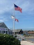Image for Nautical Flag Pole - Jerusalem, Rhode Island