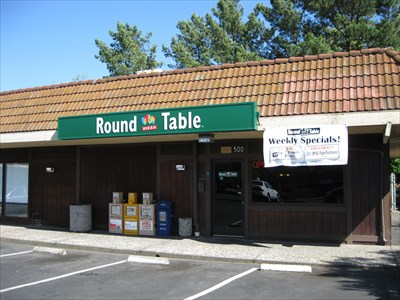 Round Table Alameda Del Prado, Round Table Novato