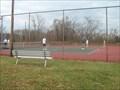 Image for Tennis courts - Metro-Kiwanis city park - Johnson City, TN
