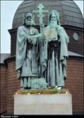 Image for St. Cyril and St. Methodius / Sv. Cyril a Sv. Metodej - Radhošt (North-East Moravia)