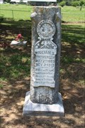 Image for William S. Thomerson - Knights of Honor Cemetery - Blossom, TX