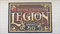 """Image for """"Royal Canadian Legion - George Pearkes - #56"""" - Princeton, BC"""