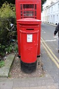 Image for Victorian Post Box - Pelham Square, Brighton, UK
