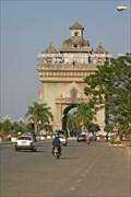 Image for Patuxai  -  Vientiane, Laos