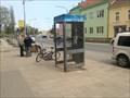 Image for Payphone / Telefonni automat - Brnenska, Pohorelice, Czech Republic