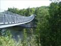 Image for Ranney Gorge Suspension Bridge, Campbellford Ontario