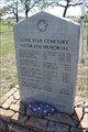 Image for Lone Star Cemetery Veterans Memorial - Poolville, TX