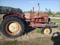 Image for Massey-Harris Model 33 Tractor - Tache, MB