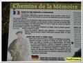 Image for Chemins de la mémoire 1943-1944 - Monieux, France