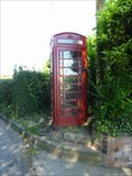 Image for Red Telephone Box, Rock, Worcestershire, England