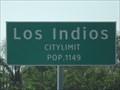 Image for Los Indios TX - Pop. 1,149