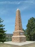 Image for Battle Mountain Monument  - Hot Springs, South Dakota