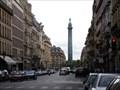Image for Rue de la Paix - French classical edition - Paris, France