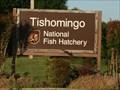 Image for Tishomingo National Fish Hatchery, Johnston Co, Reagan, Oklahoma United States