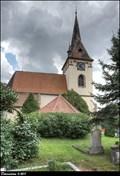 Image for Kostel Sv. Mikuláše / Church of St. Nicolas - Velké Žernoseky (North Bohemia)