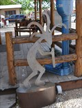 Image for Hole N' The Rock Trading Post Kokopelli ~ Moab, Utah