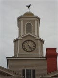 Image for Johnson County Courthouse Clock - Wrightsville, GA