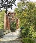 Image for Katy Trail - Lamine River Bridge - Clifton City, MO
