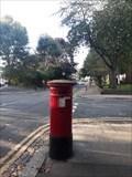 Image for Victorian Pillar Box - Gore Road - Homerton - London E9 - UK