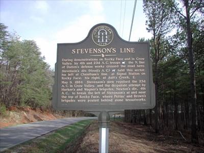 Stevenson's Line-GHM-155-20