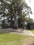 Image for Bulli Mine Disaster Memorial - Bulli, NSW