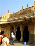 Image for Suhaag Mandir Murals - Amber Palace - Rajasthan, India