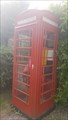 Image for Red Telephone Box - Main Street - Grimston, Leicestershire