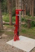 Image for Bicycle Repair Station - Hinton Bike Park, Hinton, Alberta, Canada