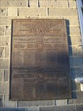 Image for Spanish American War Plaque at the Old Allentown Courthouse - Allentown, PA