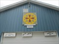 Image for Barn Quilt - Albion Area Fairgrounds, Albion, PA