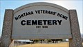 Image for Cemetery - Montana Soldiers' Home Historic District - Columbia Falls, MT